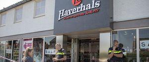 Reaktie op de overval bij Haverhals