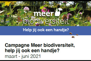 Campagne Meer biodiversiteit