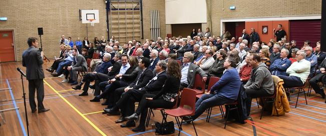 Informatiebijeenkomst Zwanenburg en Halfweg