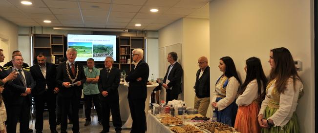 Opening ICC Bosnie Herzegovina