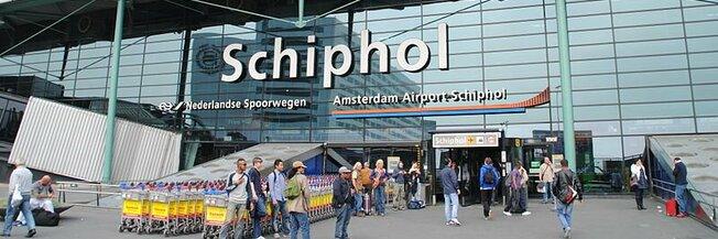 Schiphol Entrance