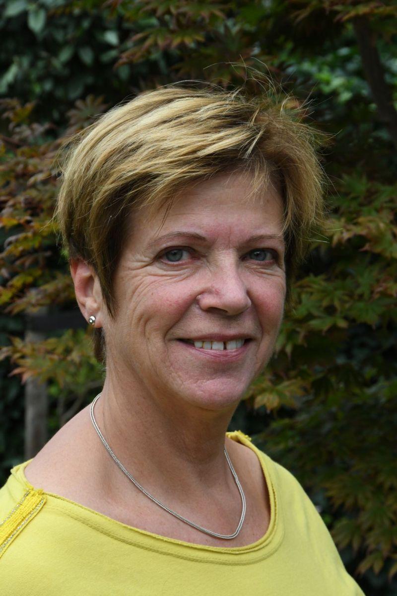 Mevrouw M. Koops